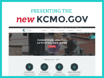 KCMO.gov wins government award