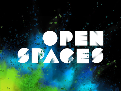 Open Spaces logo