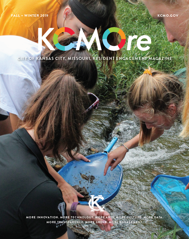 KCMOre Fall Winter 2019 issue cover
