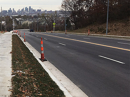 KCMO celebrates improvements on N. Oak Trafficway