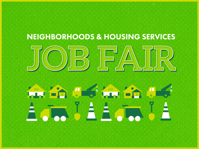 Neighborhoods Job Fair