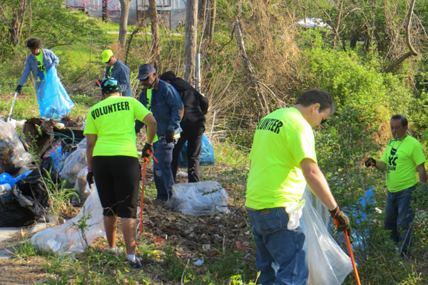 Earth Day 2014 Clean Up