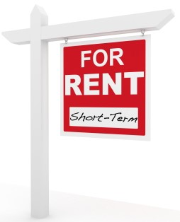 Short Term Rental Application Process